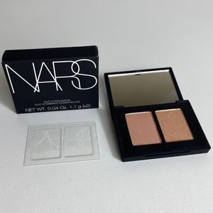 Nars Duo Eyeshadow Palette Alhambra Gold Champagne